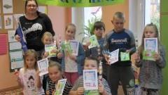Marzęcino:W szkole odbyło się Pasowanie na Czytelnika biblioteki. - 19.10.2017