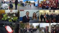 Nowy Dwór Gdański: Obchody Dnia Niepodległości - II Bieg Niepodległości. - 11.11.2017