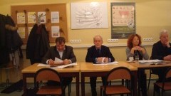 Nowy Dwór Gdański : Spotkanie Rady programowej kształcenia szkutników w Zespole Szkół nr 2 - 15.11.2017