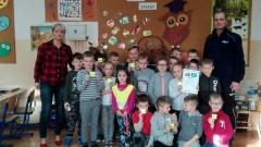 Nowy Dwór Gd. Bezpieczeństwo na pierwszym miejscu w szkole w Tujsku. - 15.11.2017