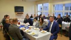Delegacja z obwodu Iwanofrankiwskiego odwiedziła Szkołę Podstawową nr 1 w Nowym Dworze Gdańskim - 21.11.2017