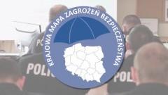 Krajowa Mapa Zagrożeń Bezpieczeństwa już w całej Polsce. Policja zachęca do korzystania - 22.11.2017