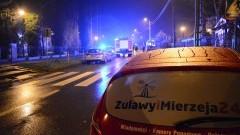 Stegna: Audi wypadło z drogi. Jedna osoba poszkodowana. - 25.11.2017