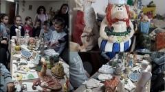 Stegna: Gminny Ośrodek Kultury: Podziękowanie za warsztaty ceramiczne. - 01.12.2017