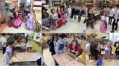 Stegna: Klasa pierwsza obchodziła andrzejki w szkole. - 30.11.2017