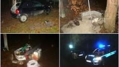 Mierzeja Wiślana: Sukcesy w walce z nielegalnym pozyskaniem bursztynu. - 05.12.2017
