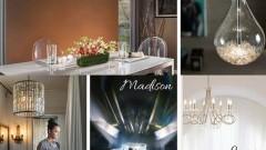 Światło dekoracyjne – lampy kryształowe i szklane
