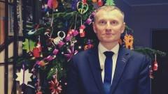 Jacek Michalski, Burmistrz Nowego Dworu Gd. składa życzenia świąteczno – noworoczne - 22.12.2017