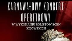 Karnawałowy Koncert Operetkowy w Nowym Dworze Gdańskim! - 20.01.2018