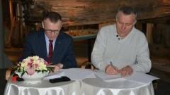 Umowa na funkcjonowanie Żuławskiego Parku Historycznego w Nowym Dworze Gdańskim podpisana - 10.01.2-18