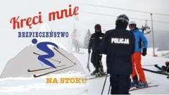 """Elbląg: """"Kręci mnie bezpieczeństwo na stoku"""" – działania policjantów z Elbląga. - 22.01.2018"""