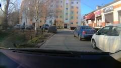 Malbork : Brak możliwości dojazdu do domu na ul. Michałowskiego! - 23.01.2018