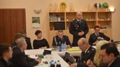 Walne zebranie Ochotniczej Straży Pożarnej w Jantarze - 04.02.2018
