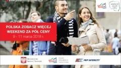 """Zwiedź malborski zamek w ramach akcji """"Polska zobacz więcej – weekend za pół ceny"""" - 09-11.03.2018"""