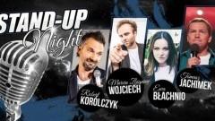 Zapraszamy na Stand-up Night w Sztumie! - 10.04.2018