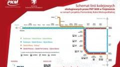 Lepsze połączenia z gdańskiego lotniska, więcej pociągów PKM. Zobacz nowy rozkład! - 06.03.2018