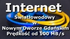 Zatrudnimy osoby do budowy sieci w technologi światłowodowej FTTH w Nowym Dworze Gdańskim. To będzie najszybszy internet w NDG - od 100 MB/s