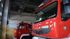 Pożar w Orłowie i wypadek drogowy w Rybinie - czyli weekendowy raport nowodworskich służb mundurowych - 05-11.03.2018