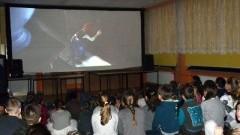 Kino w Zespole Szkół w Sztutowie