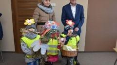 Wiosenni goście w Urzędzie Miejskim w Nowym Dworze Gdańskim