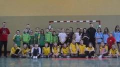 Sztutowo : Całe Pomorze gra w piłkę ręczną - mistrzostwa powiatu w Zespole Szkół