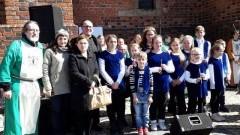 Zespół flażoletowy ze Szkoły Podstawowej w Lubieszewie zagrał w poznańskiej Bazylice Archikatedralnej