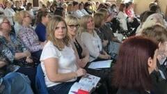 """Dyrektor Szkoły Podstawowej w Wiercinach wraz z nauczycielami na Międzynarodowej Konferencji """"Od nauczania do uczenia się- daltońskie inspiracje"""""""