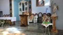 Uroczystości jubileuszowe w kościele pw. Niepokalanego Serca Maryi w Nowym Dworze Gdańskim