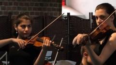Wyjątkowe spotkanie w Nowym Stawie. Orkiestra z Białorusi wystąpiła w Galerii Żuławskiej.