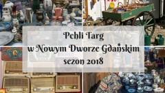 Zapraszamy do udziału w Pchlim Targu w Nowym Dworze Gdańskim. Zobacz terminy imprezy.