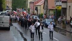 Obchody Narodowego Święta Trzeciego Maja w Nowym Dworze Gdańskim