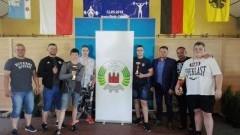 II miejsce zawodników LKS Żuławy na XIII Międzynarodowym Turnieju Podnoszenia Ciężarów
