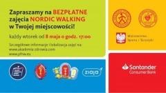 Nowy Dwór Gdański : Zapraszamy na bezpłatny cykl treningów - Nordic Walking na Receptę