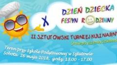 Zapraszamy na Dzień Dziecka - festyn rodzinny w Sztutowie!