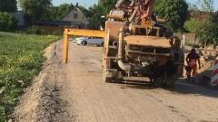 """""""Moi mieszkańcy od dłuższego czasu mieszkają na placu budowy"""" - drogowy problem we wsi Niedźwiedzica"""