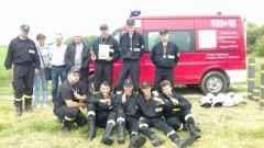 I miejsce OSP Kmiecin na Gminnych Zawodach Sportowo Pożarniczych w Kępkach