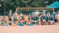 Beach Soccer Talent Sztutowo