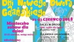Jamal, Czarno - Czarni,Big Cyc, Quebonafide wystąpią na Dniach Nowego Dworu Gdańskiego. Zobacz program!