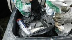 Kontrole odpadów w Stegnie