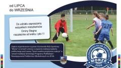 Zapraszamy na bezpłatne zajęcia rekreacyjno-sportowe na stadionie w Stegnie