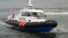 Nietrzeźwy członek załogi i bez dokumentów - kontrola łodzi rybackiej zakończona mandatem i postępowaniem administracyjnym