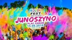 Zapraszamy na Kolor Fest Junoszyno - Dzień Kolorów w Junoszynie