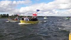 Dni Rybaka w Kątach Rybackich – poświęcenie łodzi i rejs po Zalewie Wiślanym.