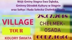 Chełmek-Osada: Zapraszamy na Village Tour