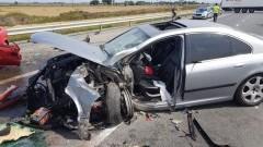 Powiat nowodworski: Półroczne dziecko poszkodowane w wyniku czołowego zderzenia dwóch samochodów osobowych. Przeczytaj o wypadkach do jakich doszło w weekend.