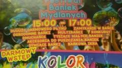 Kolor Fest oraz Festiwal Baniek Mydlanych w Kątach i Rybackich i w Sztutowie. Zobacz najbliższe terminy!