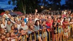 Zespół Łzy gwiazdą wieczoru na Sierpniowym Impulsie Kulturalnym w Ostaszewie! (Foto i Wideo relacja)