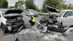 Wypadki drogowe w Solnicy i Orłowie. Ranni przewiezieni do szpitala.