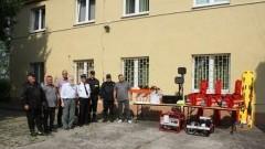 Gmina Ostaszewo: Przekazanie nowego sprzętu dla Ochotniczych Straży Pożarnych