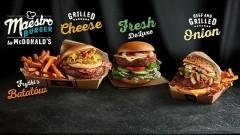 Do oferty McDonald's wracają Burgery Maestro. Tym razem w towarzystwie frytek z batatów!
